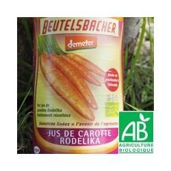 Jus de carotte [0.75 litre]