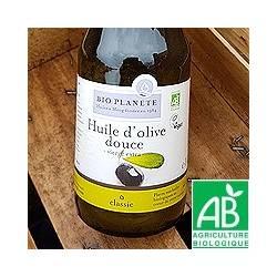 Huile d'olive douce [1 litre]
